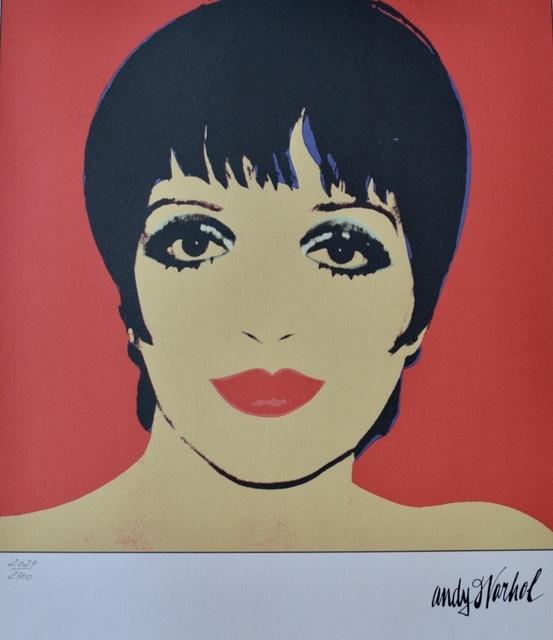 Andy Warhol, 'Liza Minnelli', ca. 1980, ByNewArt
