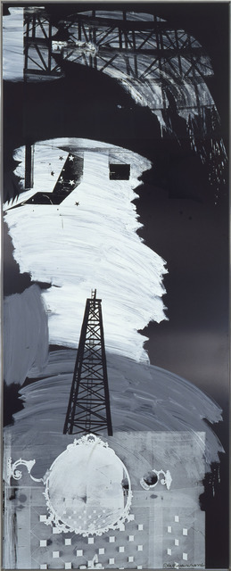 Robert Rauschenberg, 'Sky Doily (Urban Bourbon)', 1993, Gagosian