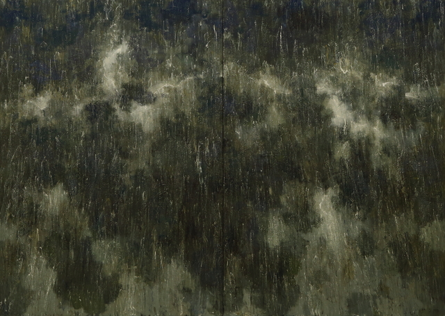 , 'Thunder-Shower,' 2017, Hakgojae Gallery