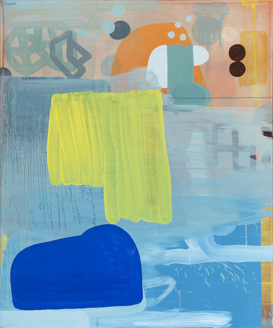 , 'Knowing Asks The Silver Well,' 2015, John Martin Gallery