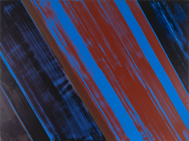 , 'Zerschleissendes Lied/ Fraying song,' 1981, Walter Storms Galerie