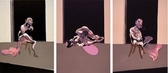 Francis Bacon, 'TRIPTYCH - AUGUST 1972', Robin Rile Fine Art