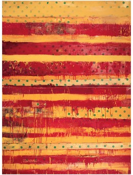 Robert Rauschenberg, 'Yoicks', 1954, Mixed Media, Oil, fabric, and newspaper on two canvases, Robert Rauschenberg Foundation
