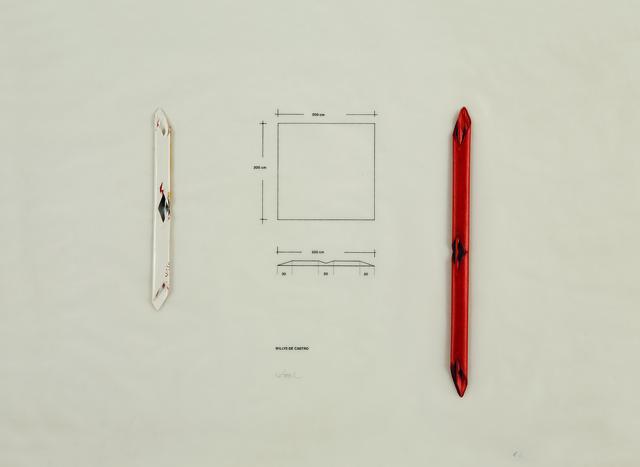 , 'Projecto para Pluriobjecto,' 1988, Henrique Faria Fine Art