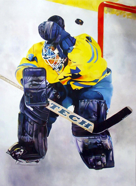 , 'Goalie,' 2004, Sperone Westwater