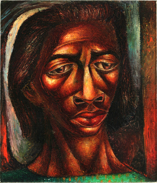 , 'Mater Dolorosa,' 1946, ACA Galleries