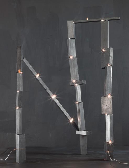 , 'Towers,,' 2017, Damiani