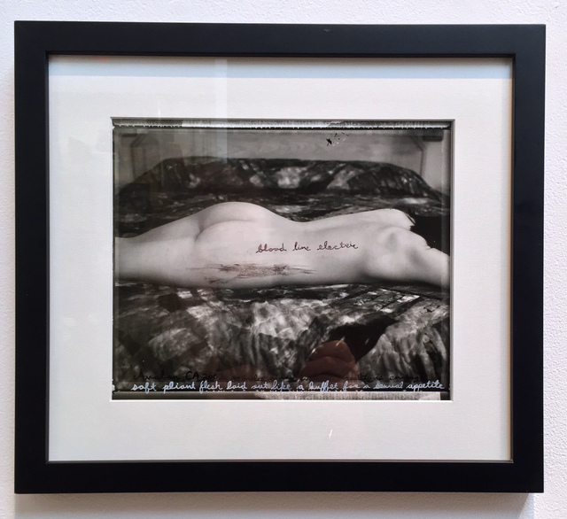 , 'Deanna on Bed Avalon,' 2002, Roberts & Tilton
