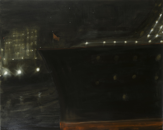 , 'Queen Mary In The Night,' 2015, Tayloe Piggott Gallery