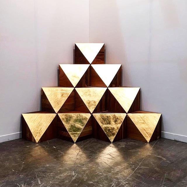 , 'Untitled (Número Aureo),' 2016, Casado Santapau