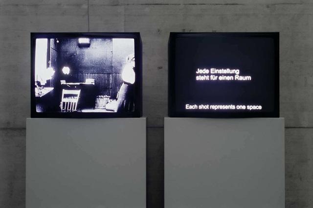 Harun Farocki, 'Zur Bauweise des Films bei Griffith/On Construction of Griffiths' Films', 2006, Galerie Thaddaeus Ropac