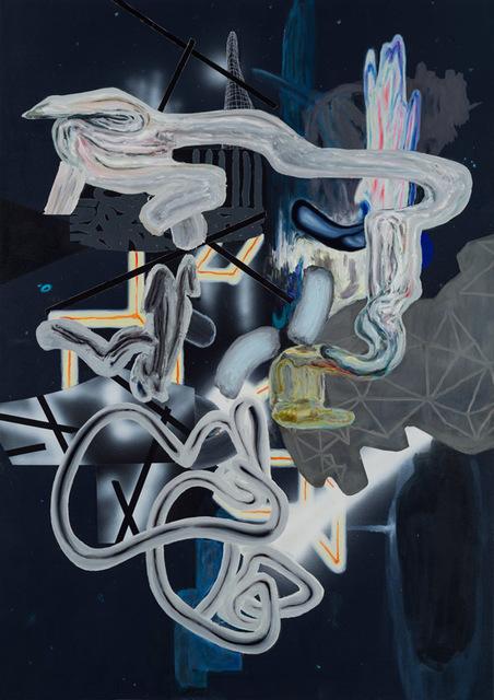 Jean-Sébastien Denis, 'Intrication #15-01', 2015, Galerie Simon Blais