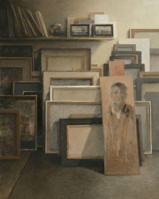 , 'L'Atelier De Marc ,' 2012, Cynthia Corbett Gallery