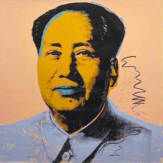 Andy Warhol, 'Mao II.92', 1972, Hamilton-Selway Fine Art