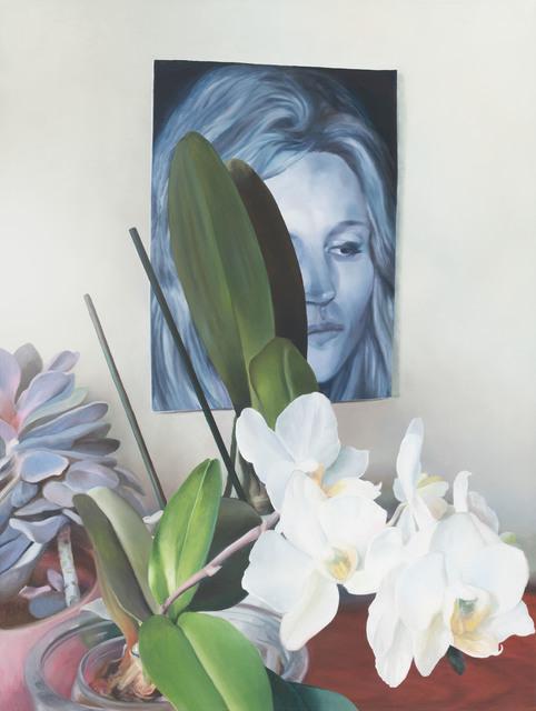 , 'Kate,' 2018, Galerie Kleindienst