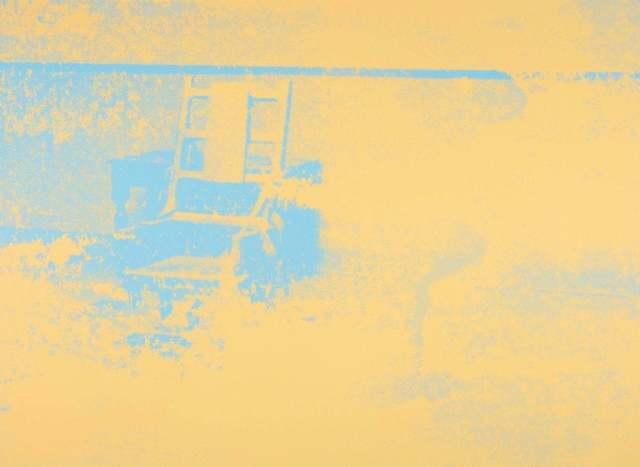 Andy Warhol, 'Electric Chair (Feldman & Schellmann II.83)', 1971, Print, Silkscreen on Arches paper, Art Commerce
