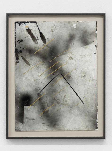 , 'Untitled,' 2016, Quadrado Azul