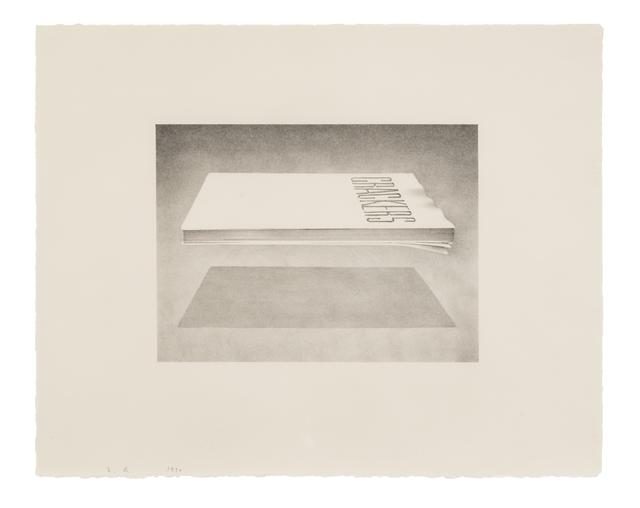 , 'Crackers,' 1970, Susan Sheehan Gallery