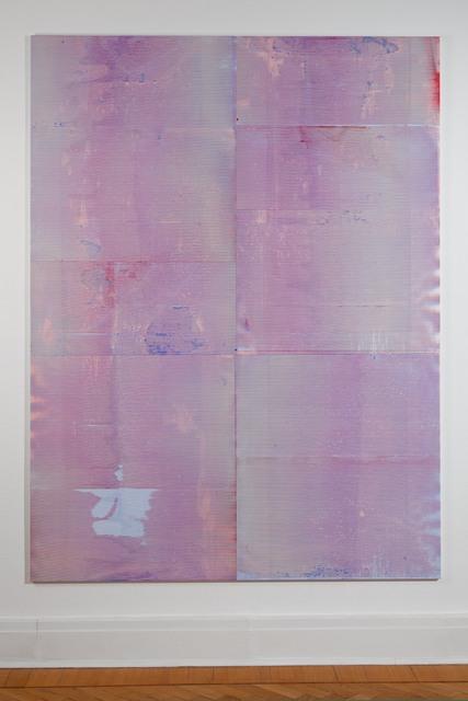 Joep van Liefland, 'RGB X1000 (photon winds at Giverny)', 2018, GNYP Gallery