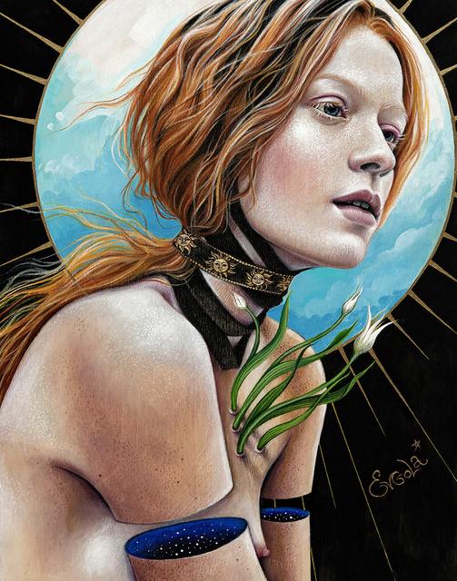 , 'Venus,' 2018, Blue Rain Gallery