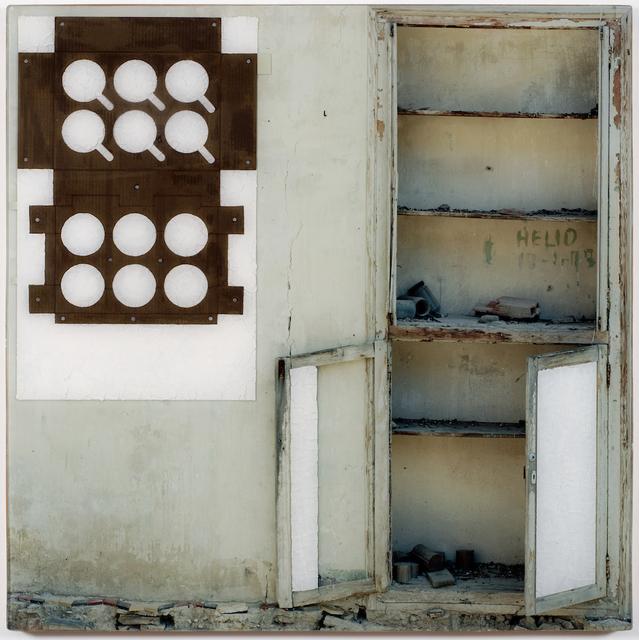 , 'Helio Cupboard,' 2016, Cecilia Hillström Gallery