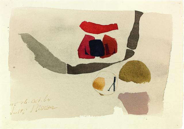 , 'H.16.oct.64,' 1964, Galerie Carzaniga