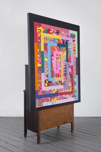 , 'dresser,' 2016, Honor Fraser