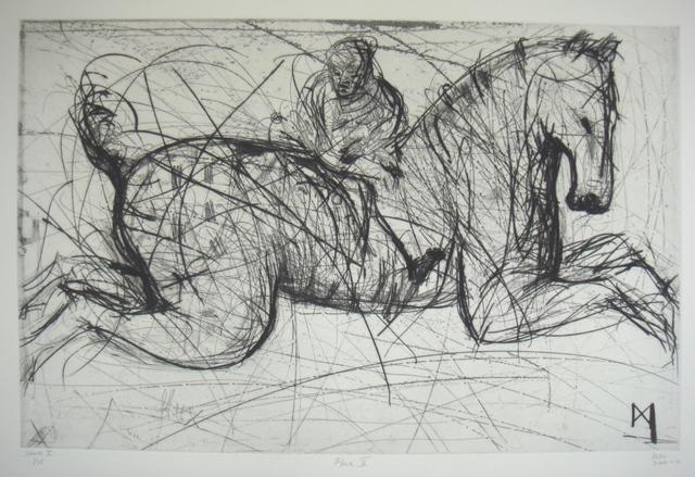 , 'Flux II (State II),' 2008, David Krut Projects