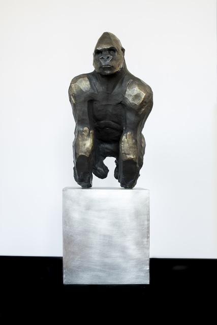 , 'Gorila,' 2017, Terreno Baldío