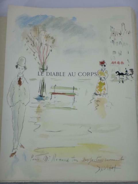 Gabriel Dauchot, 'Le Diable au corps', 1961, Sylvan Cole Gallery