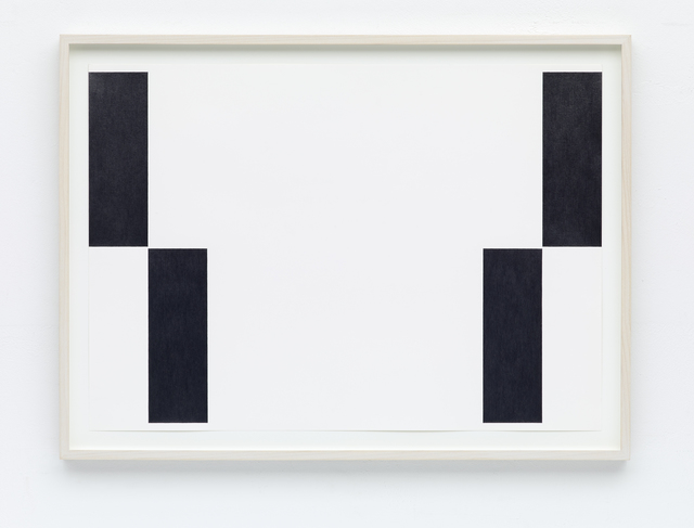 """, ' Four Center Connection, """"Comme Une Absence"""",' 2018, Bartha Contemporary"""