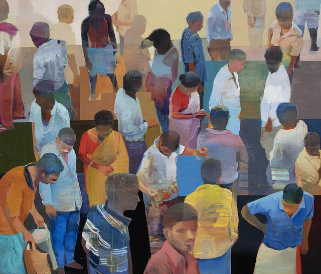 , 'Market #12,' 2019, Sue Greenwood Fine Art