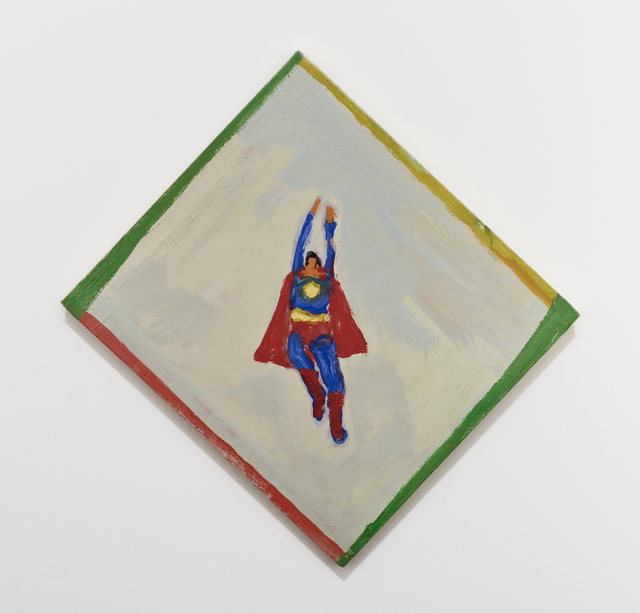 , 'Superman Diamond,' 2015, FRED.GIAMPIETRO Gallery