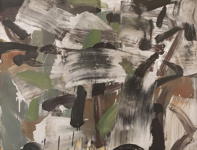 , 'Untitled,' ca. 1958, Canadian Fine Arts