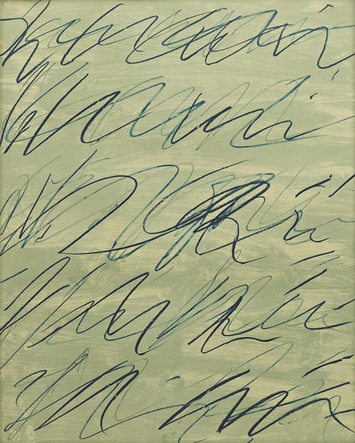 , 'Roman Notes V,' 1970, Nikola Rukaj Gallery