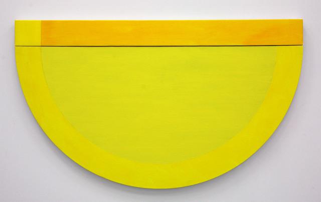 , 'McIntyre Series (yellow),' , David Richard Gallery