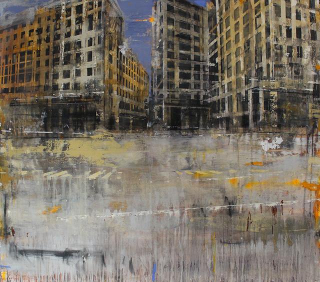 , 'Il rumore della città,' 2018, Galleria Punto Sull'Arte