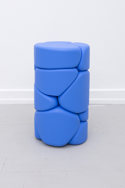 , 'Puffy Brick - Blue,' 2018, Etage Projects