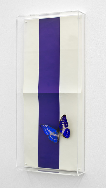 , 'Still Life (Blue),' 2014, Meyer Riegger