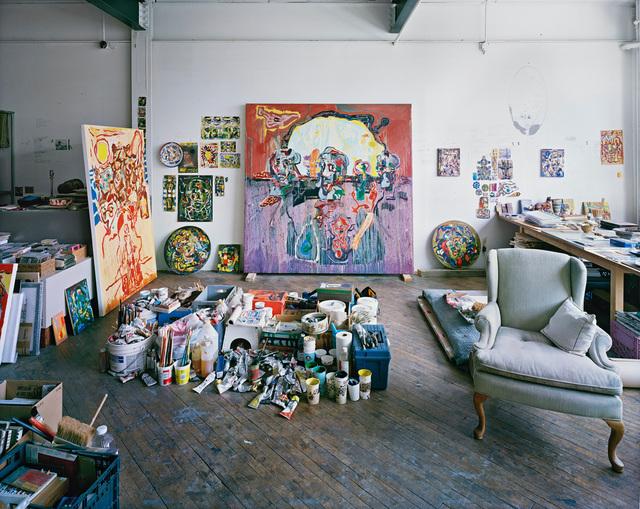 , 'Harold Klunder ,' 2015, Peter Robertson Gallery