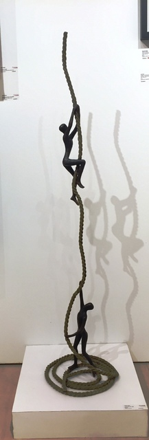 , 'Aspiration Duo,' 2019, Adamar Fine Arts