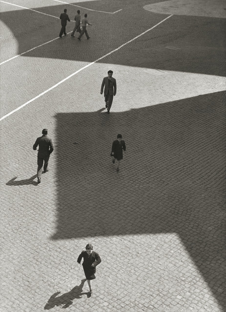, 'View from Max Scheler's apartment. 1953.,' 1959, Magnum Photos