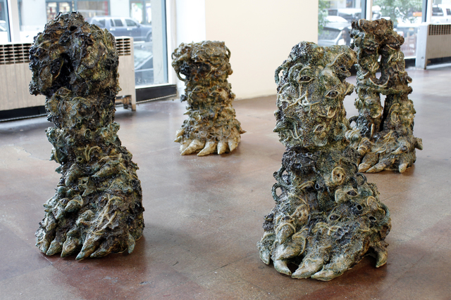 , 'Pillars of the Earth,' 2015, Geary Contemporary