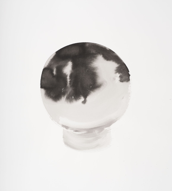 , 'Crystal Ball Work on Paper #2,' 2012-2013, Jane Lombard Gallery