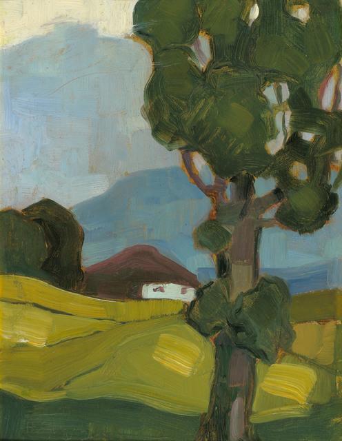 Herbert Gurschner, 'Summerly Ötztal', 1920, Galerie Kovacek