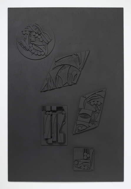 Louise Nevelson, 'Northern Shores III', 1966, Pace Gallery