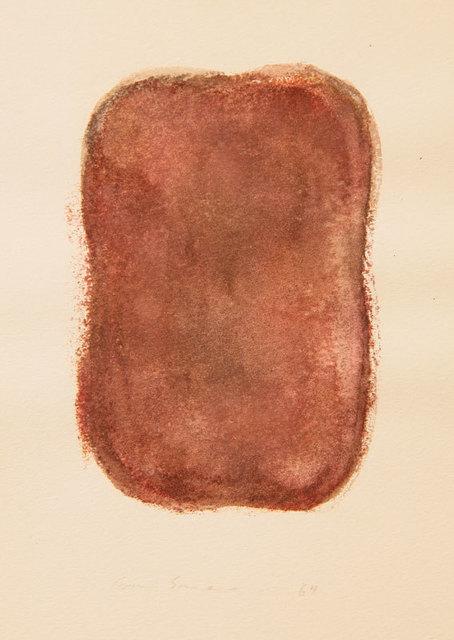 , 'Sans Titre,' 1964, Galerie Hervé Lancelin