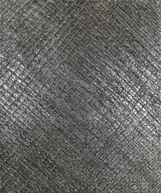 Melvin Martinez, 'Weaves in nickel', 2013, Ana Mas Projects