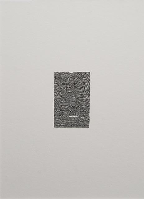 , 'Forming Spaces I,' 2018, Sabrina Amrani