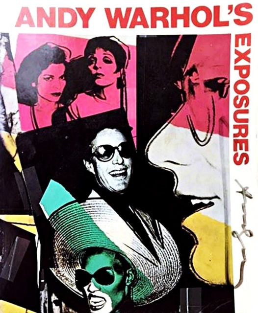 Andy Warhol, 'Exposures (Hand Signed Twice by Andy Warhol)', 1979, Alpha 137 Gallery